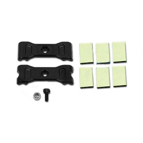 450L Tailboom Support Rods Reinforcement Plates Set H45T008XX-Mad 4 Heli
