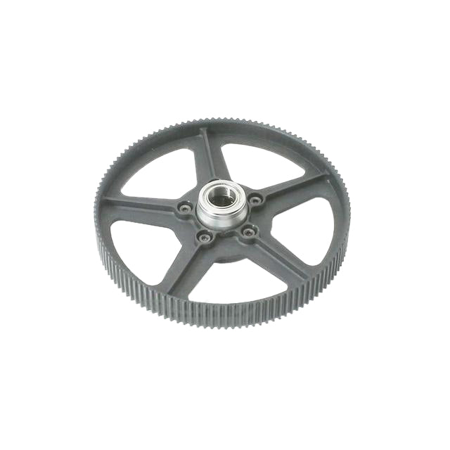 H0502-S - PLATIC MAIN PULLEY - GOBLIN 380