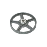 H0502-S - PLATIC MAIN PULLEY - GOBLIN 380-Mad 4 Heli