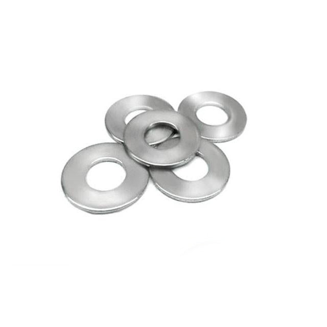 HC450-S - STEEL WASHER 5X 7X0.1 - GOBLIN 380-Mad 4 Heli