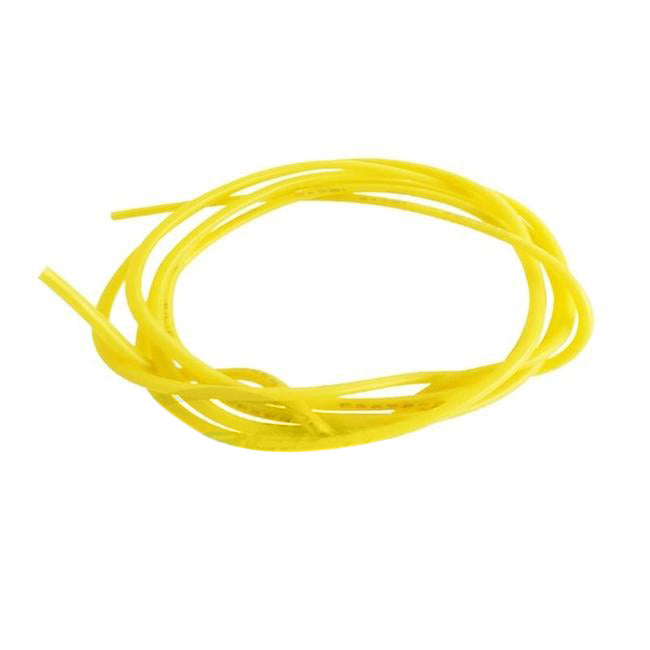 HC505-S - 30AWG OD=1 YELLOW SILICONE