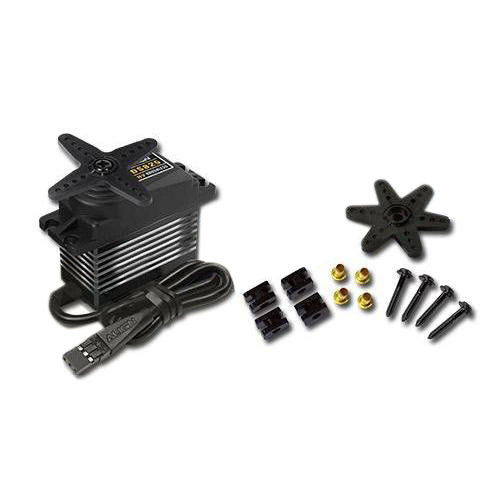 HSD82501 DS825M High Voltage Brushless Servo-Mad 4 Heli