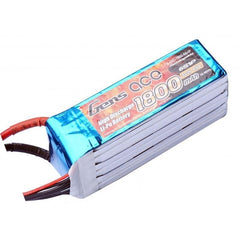 GENS ACE 1800MAH 22.2V 45C 6S1P LIPO BATTERY PACK FOR GOBLIN 380-Mad 4 Heli