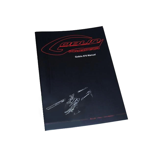 Goblin 570 Instruction Manual HA912-S