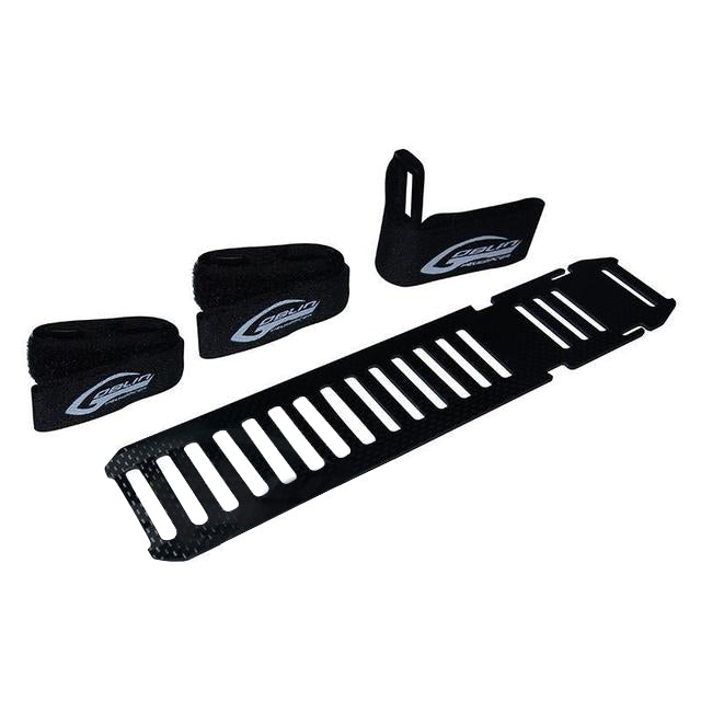 H0311-S Carbon Fiber Battery Tray - Goblin 570-Mad 4 Heli