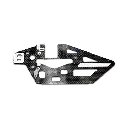 450L Carbon Fiber Main Frame(R)-1.2mm -H45B002XX-Mad 4 Heli