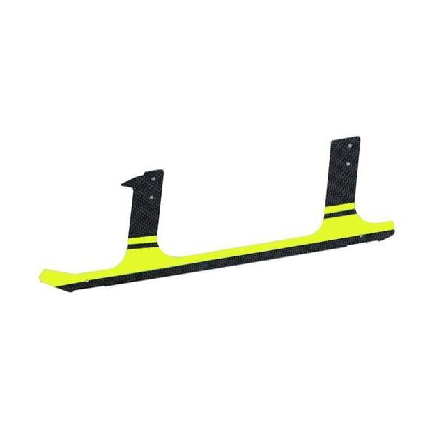 H0106-S Goblin 630/700/770 Low Profile Carbon Fiber landing gear Yellow (1pc)