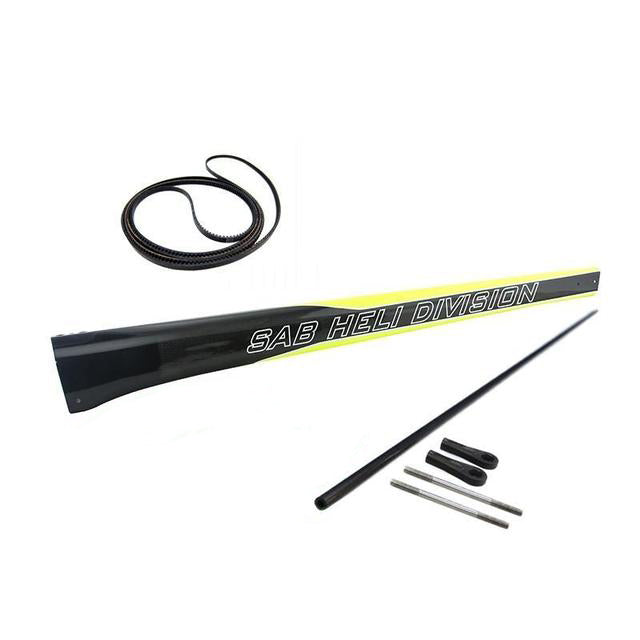 CK703 - GOBLIN BLACK NITRO 700MM SIZED STRETCH KIT