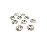 H0007-S Goblin 500/630/700/770 Aluminum Finishing Washers (10pcs)-Mad 4 Heli
