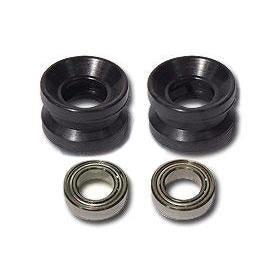 H60124 Align Trex Torque Tube Bearing Holder Set.
