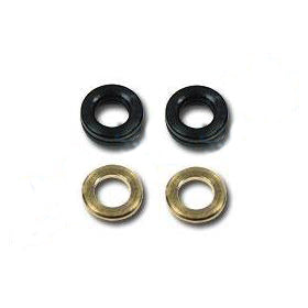 Damper Rubber Black 80 Degree H50022 for T-Rex 500