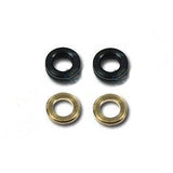 H50022 Align Trex Damper Rubber Black 80 Degree for T-Rex 500.-Mad 4 Heli