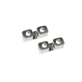 H0728-S - ALUMINUM THROTTLE SERVO SPACER - GOBLIN BLACK NITRO-Mad 4 Heli