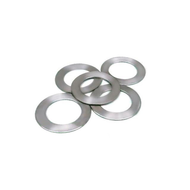 HC462-S - STEEL SHIMS 8X 12 X 0,1 - GOBLIN 380-Mad 4 Heli
