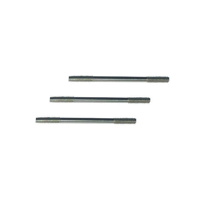 HC242-S - THREADED RODS M2.5 X 40(3PCS) - GOBLIN 500/630/700/770