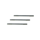 HC242-S - THREADED RODS M2.5 X 40(3PCS) - GOBLIN 500/630/700/770-Mad 4 Heli