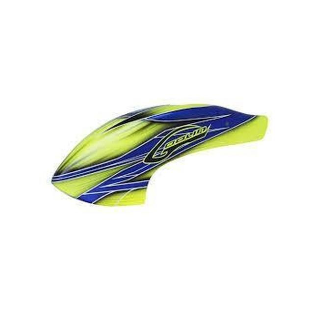 Goblin 770 Canomod Canopy Yellow-Blue H0148-S-Mad 4 Heli
