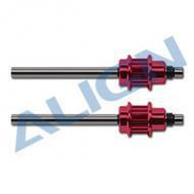 H30T005XX   Align Trex 300X Tail Belt Feathering Shaft.