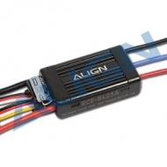 HES02501  RCE-BL25A Brushless ESC