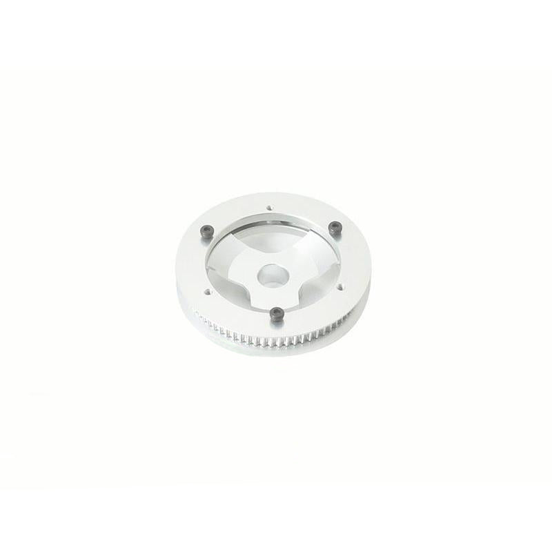 H0620-S - Aluminum Front Tail Pulley - Goblin 420 Sport
