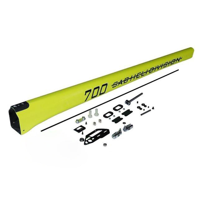 CK701 G 700 Old , CONVERTION COMP. KIT, TAIL-Mad 4 Heli