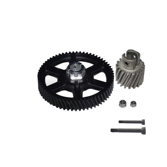 H0318-S - Heavy Duty Main Gear And Pinion - Goblin 500