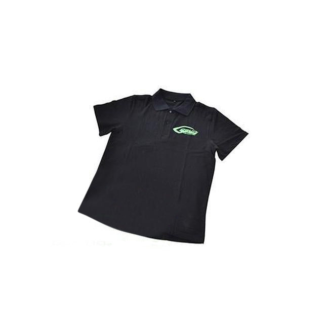 HM027-XL SAB HELI DIVISION Black Polo Shirt - Size XL