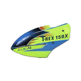 150X Painted Canopy HC1515-Mad 4 Heli