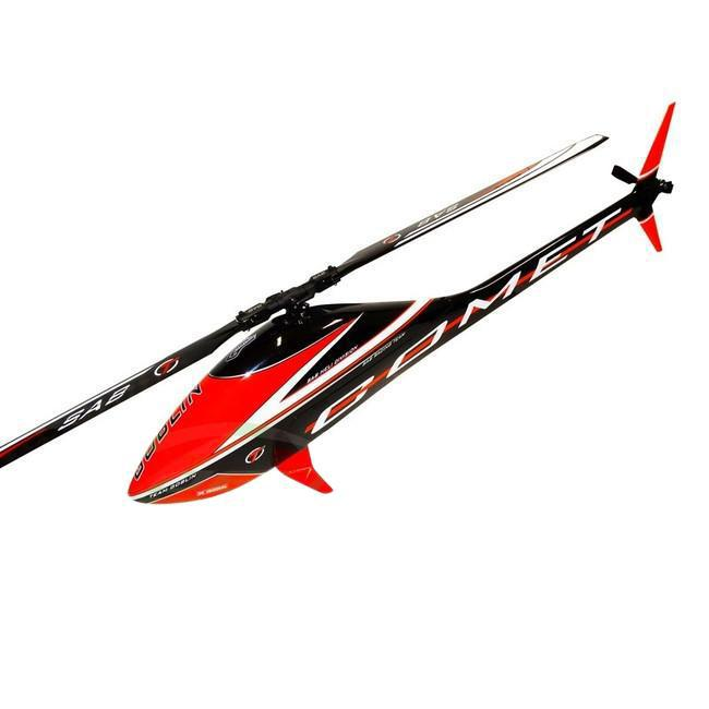 SG723 - GOBLIN COMET BLACK – RED