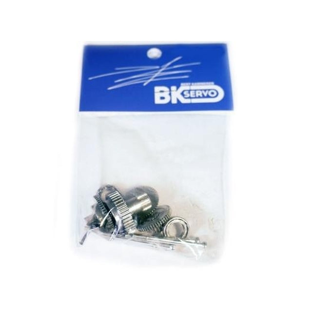 Replacement gears for BK BLS-8002HV brushless cyclic servo. BKBL06-Mad 4 Heli