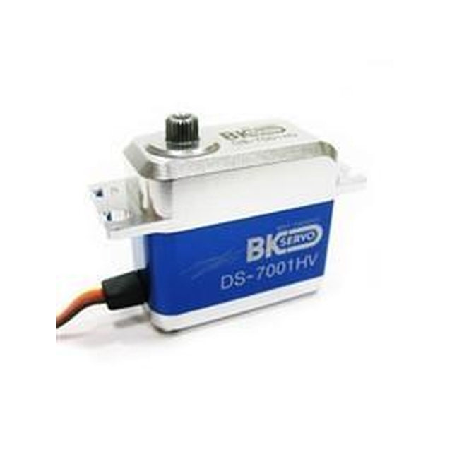 BK Cyclic High Speed Coreless Servo BK7001HV BKFS01-Mad 4 Heli