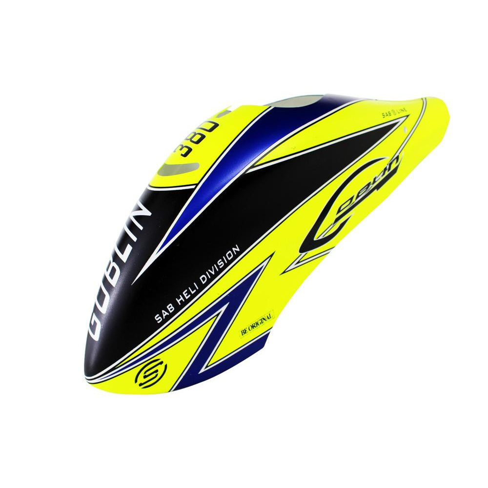 H0982-S - CANOPY YELLOW - GOBLIN 380 SPORT