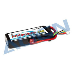 6S1P 22.2V 1250mAh/45C HBP12501 for T-Rex 450L Dominator