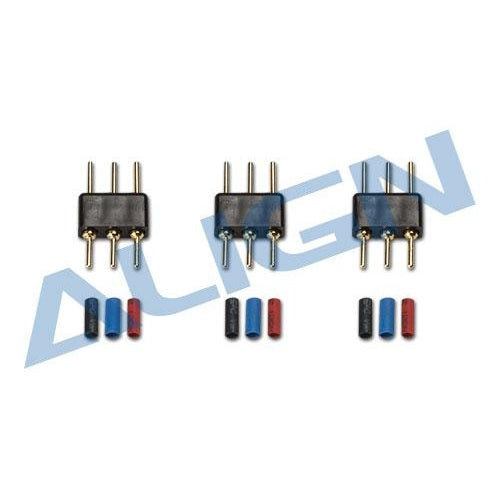 HMP15M01 150 Motor Plug & Pin Set -