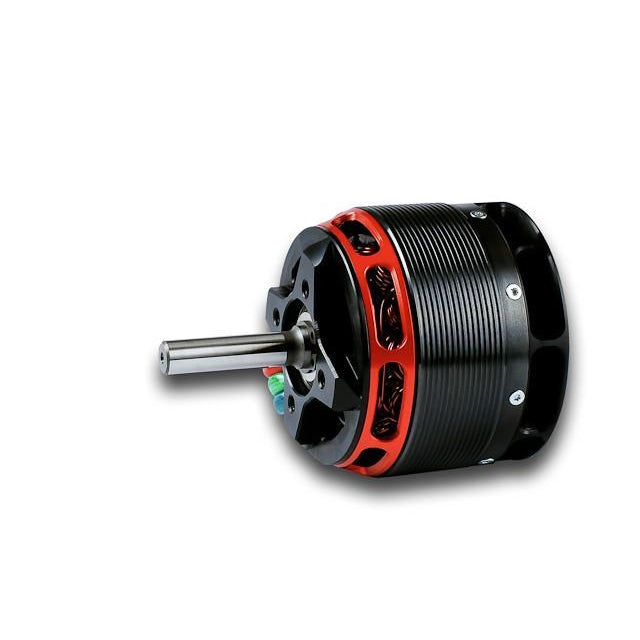 KONTRONIK Pyro 800-48 (480kv) Competition Long Shaft Motor KON275141C-Mad 4 Heli