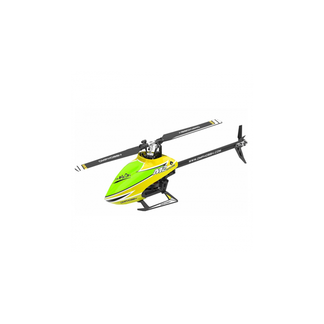 OSHM2-EXP-Y OMPHobby M2 RC Helicopter Explore (EXP) Version - Yellow