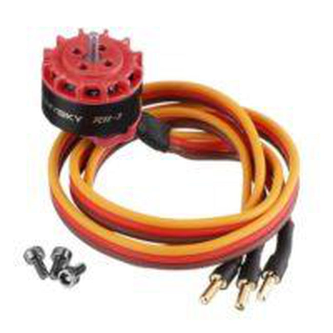 OSHM2037 OMPHOBBY M2 R11-3 BL Tail Motor Charm Orange