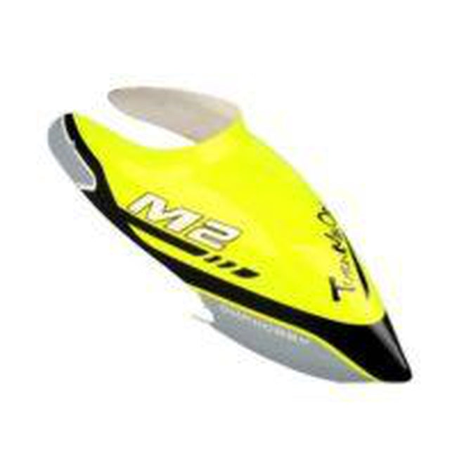 OSHM2041 OMPHOBBY M2 Canopy Racing Yellow