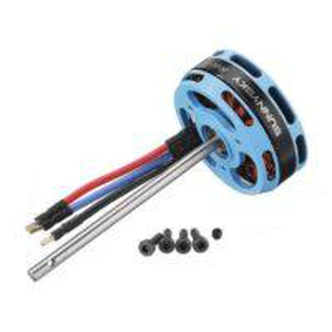 OSHM2062 OMPHOBBY M2 Main Brushless Motor Blue