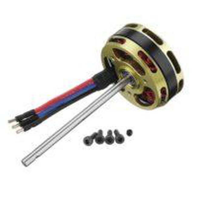 OSHM2063 OMPHOBBY M2 Main Brushless Motor Yellow