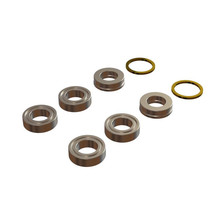 OSP-1269 OXY5 - Main Grip Bearing Set