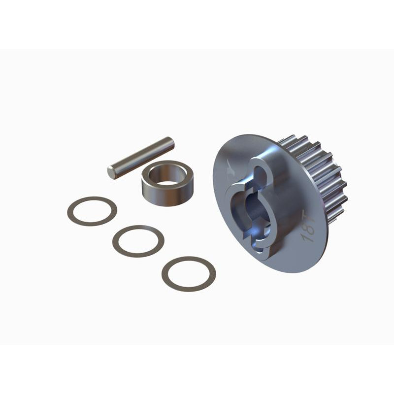 OSP-1325 OXY5 - 18T Tail Pulley