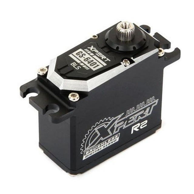 GS-6401-HV Xpert R2 Brushless HV Cyclic Servo-Mad 4 Heli