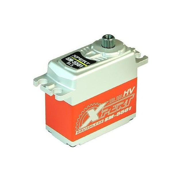 Xpert SM Brushless HV Cyclic Servo (SM-5501-HV)