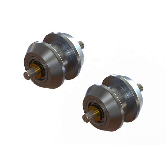 SP-OXY2-026 - OXY2-FE - CNC Belt Pulley Guide
