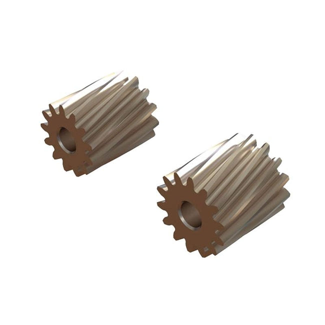 SP-OXY2-134 - OXY2 - Helicoidal Pinion 13T, 14T - 2mm Motor Shaft
