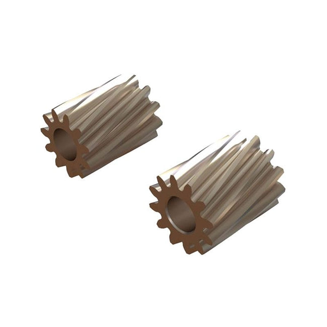 SP-OXY2-135 - OXY2 - Helicoidal Pinion 11T, 12T - 2.5mm Motor Shaft