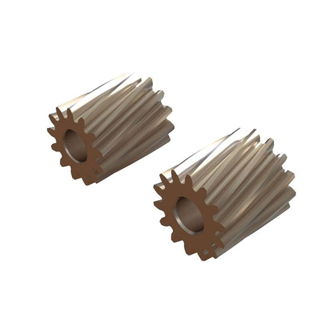 SP-OXY2-136 - OXY2 - Helicoidal Pinion 13T, 14T - 2.5mm Motor Shaft
