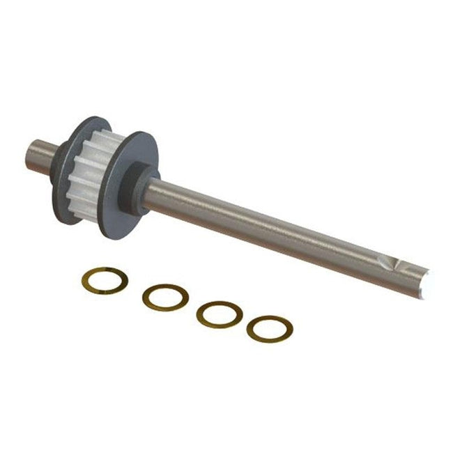 SP-OXY3-029 - OXY3 - Tail Shaft 14T