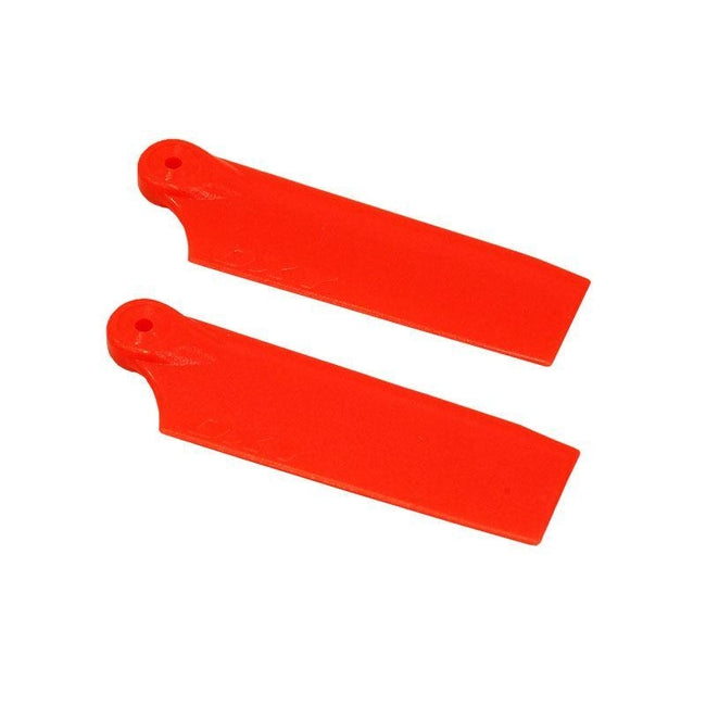 SP-OXY3-059-1 - OXY3 - Tail Blade 50mm - Orange-Mad 4 Heli